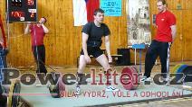 Martin Dolejš, 180kg