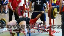 Milan Greguš, 200kg