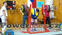 Milan Mrázek, 252,5kg