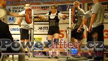 Carmen Sjardijn, NED, 170kg