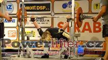 Sybille Hampel, GER, 82,5kg