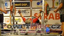 Carmen Sjardijn, NED, 97,5kg