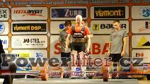 Roger Remy, BEL, 235kg