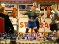 Rémy Krayzel, CZE, 242,5kg