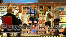 Antero Juntunen, FIN, 207,5kg