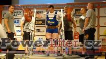 Milan Mrázek, CZE, 235kg