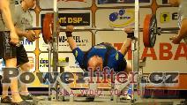 Kari Kallinki, FIN, 217,5kg