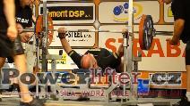 Rolf Hampel, GER, 165kg