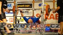 Michal Sekot, CZE, 180kg