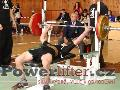 René Hoza, benč 110kg