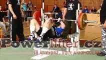 Aleš Spiewok, benč 160kg