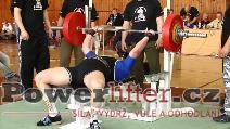 Pavel Žák, benč 192,5kg