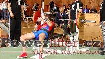 Pavel Važan, benč 107,5kg
