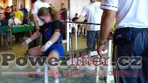 Martina Koutňáková, 90kg