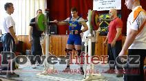 Šafarčík Petr, 185kg
