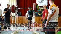 David Kiesewetter, 150kg