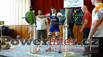 Štěpán Hoza, 220kg
