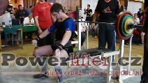 David Kiesewetter, 107,5kg