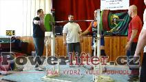 Václav Patočka, 250kg