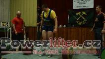Tomáš Hájek, 240kg
