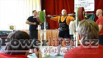 Martin Škorvánek, 230kg
