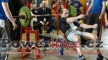 Petr Zámečník, 137,5kg