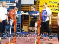 Martina Koutňáková, 165kg