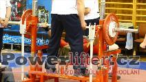 Markéta Kovrzková, 85kg