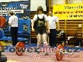 Markéta Kovrzková, 142,5kg