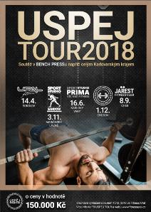 Uspěj Tour 2018 - 1. kolo
