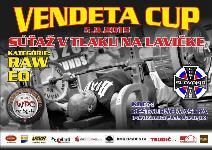 VENDETA CUP - súťaž v tlaku na lavičke
