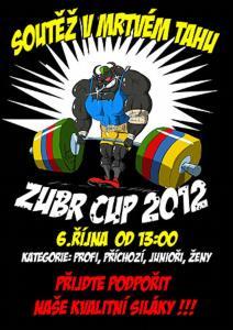 Zubr Cup 2012 - 3. ročník závodu v mrtvém tahu