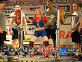Eva Buxbom, DEN, 155kg