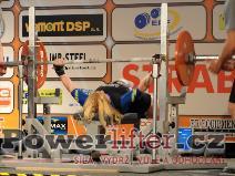 Eva Buxbom, DEN, 75kg