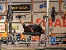 Éva Fülöpné Sahin, HUN, 70kg