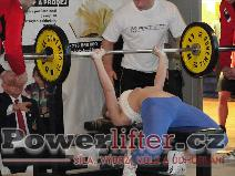 Eva Vyhlídalová, 55kg