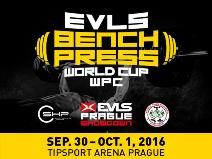 EVLS Benchpress World Cup WPC