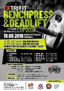 EXTRIFIT BENCHPRESS & DEADLIFT CUP 2018