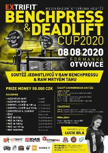 EXTRIFIT BENCHPRESS & DEADLIFT CUP 2020