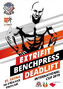 EXTRIFIT BENCHPRESS & DEADLIFT International Cup 2019