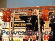 Fannar Dagbjartsson, ISL, 275kg