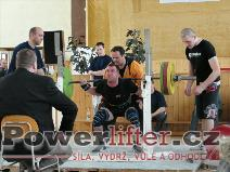 David Martinec, 210kg
