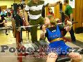 Juniorky do 75kg - benchpress