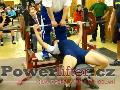 Dorostenci do 75kg - benchpress