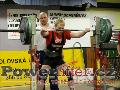 Junioři do 90kg - dřep