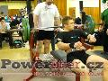 Junioři do 100kg - benchpress
