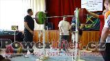 19. Mistrovství oblasti Morava v silovém trojboji mužů a žen, Zbýšov
