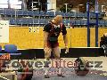 Jaromír Sršeň, mrtvý tah 295kg