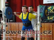 Jitka Mašková, 70kg