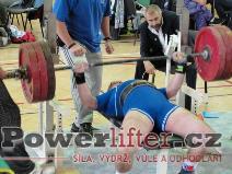 Martin Turek, benč 175kg